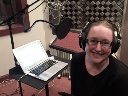 Recording Audiobooks
