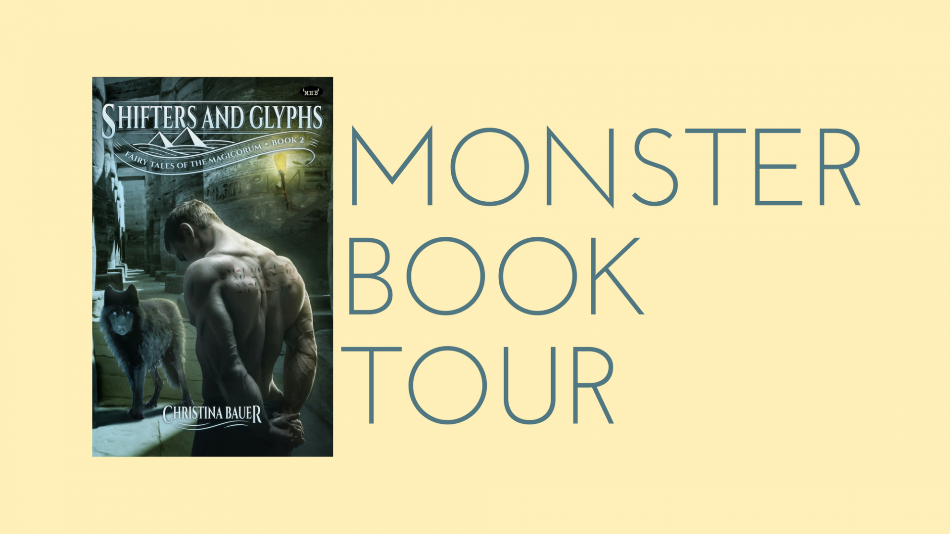 MONSTER BOOK TOUR 2018