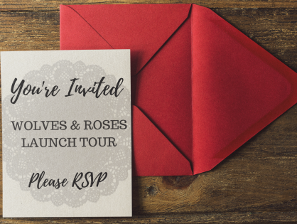 Book Launch Tour - RSVP Today!