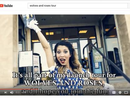 2017 Book Tour Video