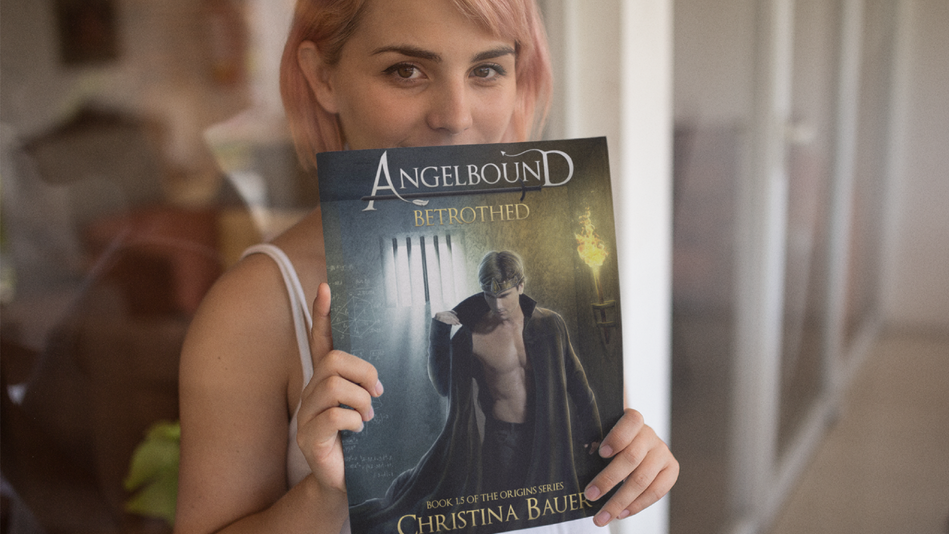 Angelbound BETROTHED Cover