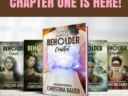 CRADLED Chapter One