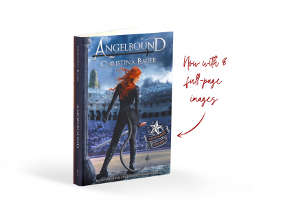 New Release - ANGELBOUND Illustrated Edition