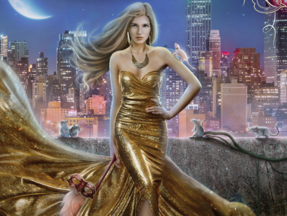 Cover Reveal: BANDITS AND BALL GOWNS