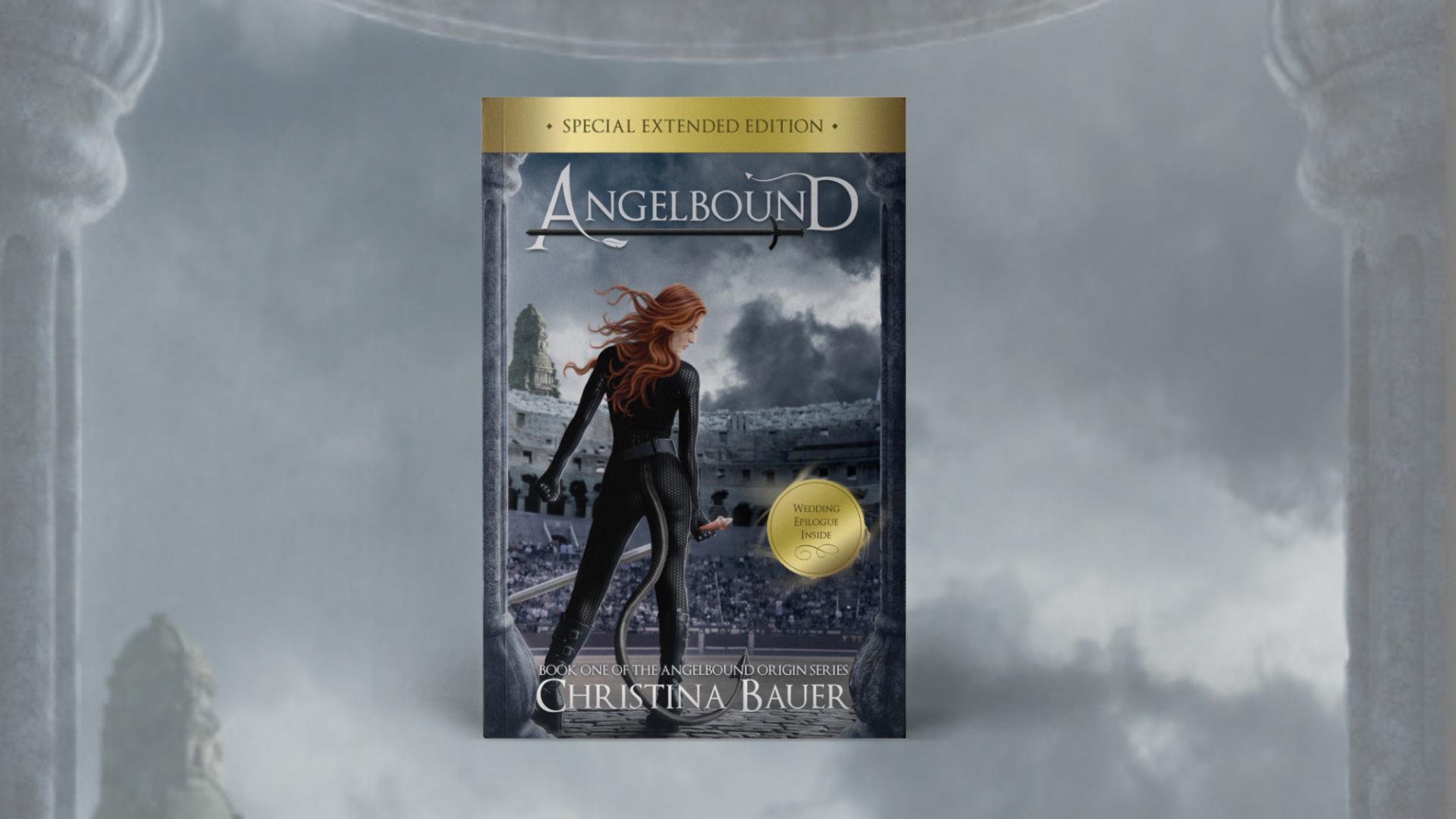 New Wedding Epilogue In ANGELBOUND Special Edition
