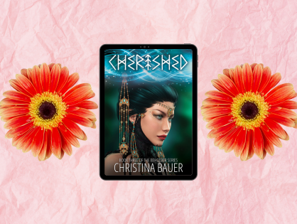 Cover Reveal - CHERISHED