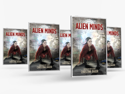 ALIEN MINDS is on SALE for a limited time!