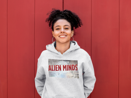 Meet The Bloggers: ALIEN MINDS Blitz