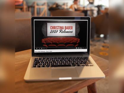 New Book Trailer: 2020