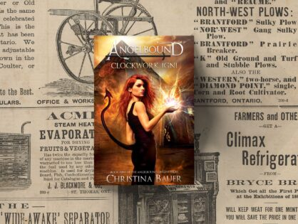 Sample Chapter: Angelbound Clockwork Igni