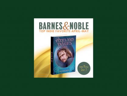"""UPDATE: Barnes & Noble Names DARE """"Top Indie Favorite!"""""""