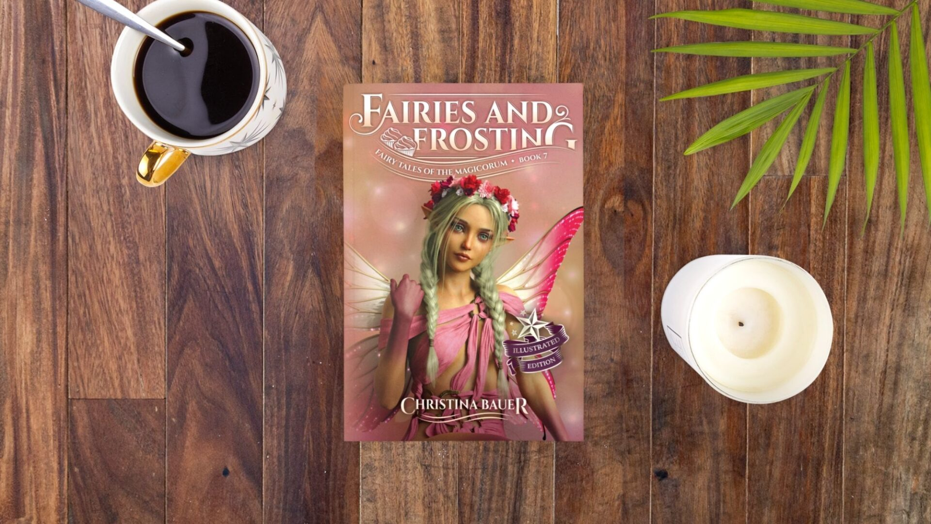 New Edition: FAIRIES & FROSTING