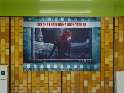 ANGELBOUND Book Trailer & More!