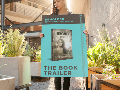 Beholder Book Trailer & More!