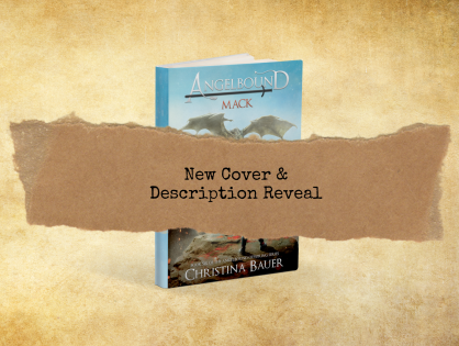 Cover & Description Reveal - MACK (Angelbound Offspring 6)