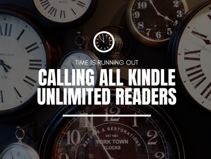 In Kindle Unlimited Thru May 6th