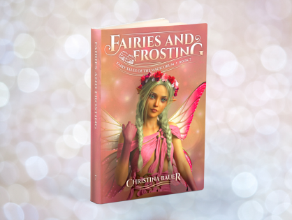 Preorders Live: FAIRIES AND FROSTING