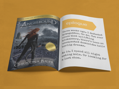 Sample Chapter - Angelbound Special Edition