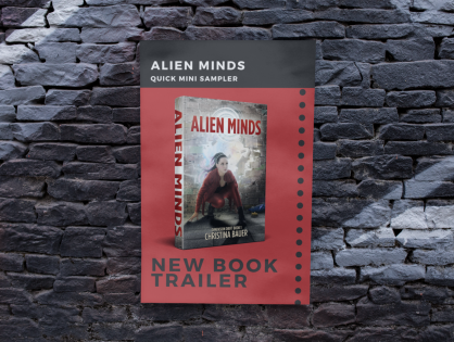 New Alien Minds Mini Book Trailer