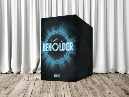BEHOLDER Box Set Is Here!