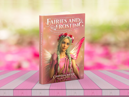 Happy Book Birthday, FAIRIES AND FROSTING!