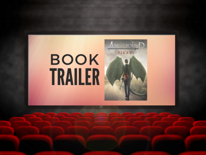 New Book Trailer RHODES!