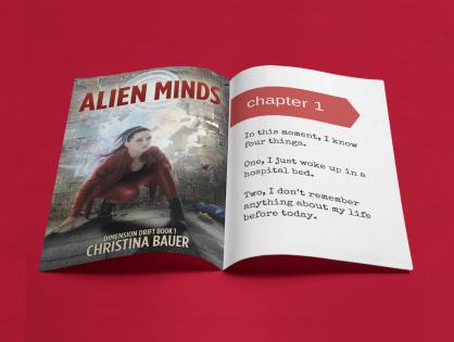 Sample Chapter - ALIEN MINDS