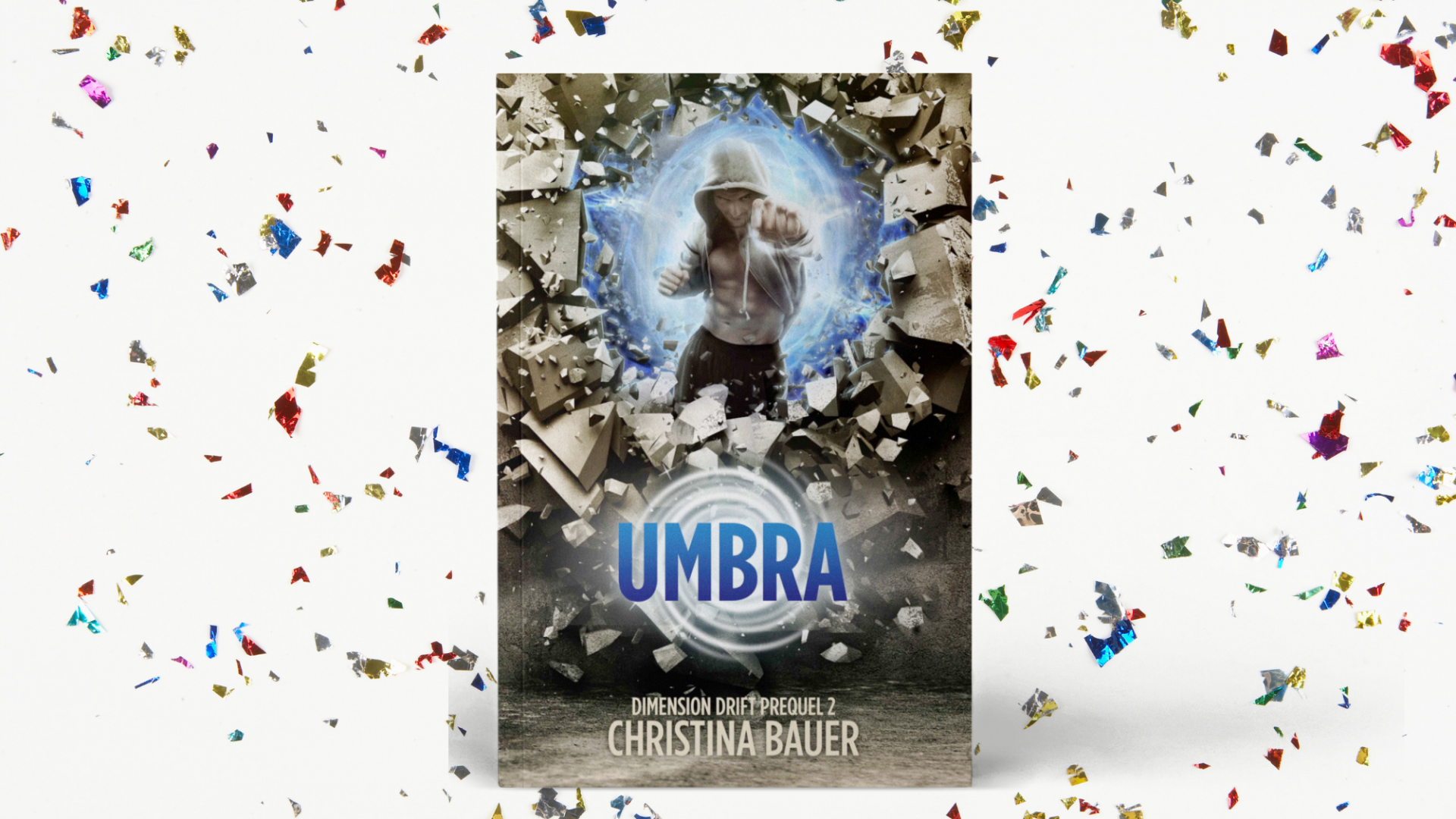 Happy Book Birthday To UMBRA!