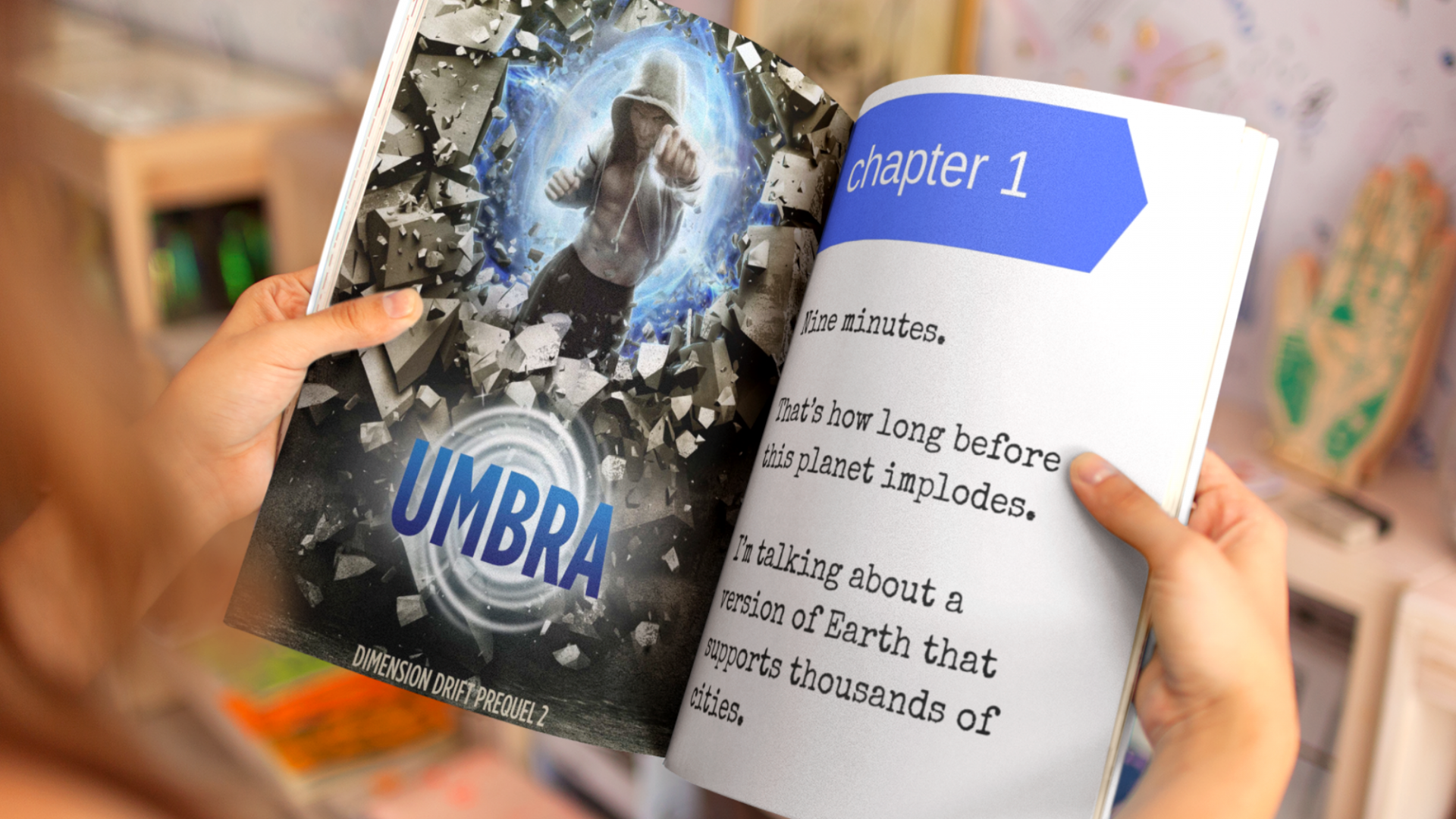 Sample Chapter Live - UMBRA