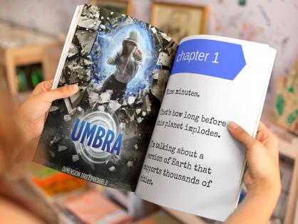 Sample Chapter Live - UMBRA