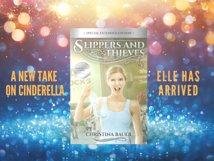 SLIPPERS AND THIEVES is here!