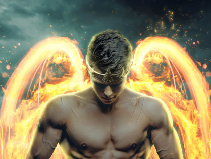 TRICKSTER (Angelbound Lincoln #3) Arrives Feb 25th!
