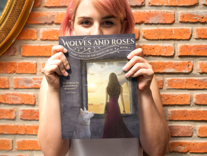 Wolves And Roses Is Here!