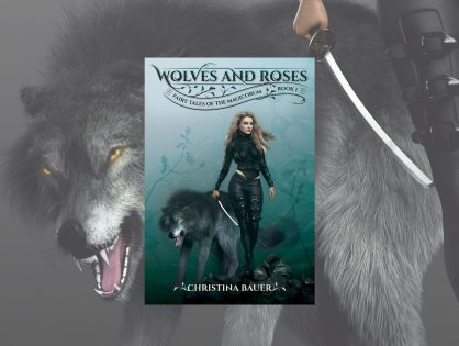 New Cover: WOLVES AND ROSES