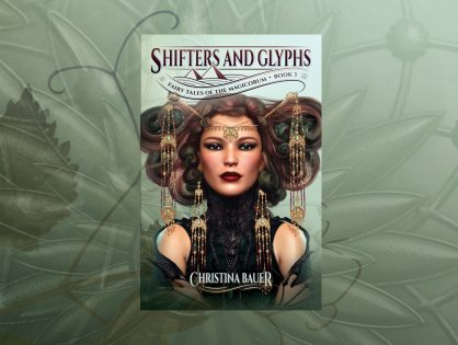 New Cover - SHIFTERS AND GLYPHS